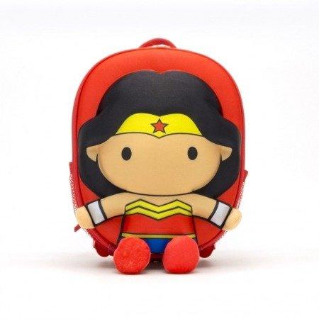 Wonder Woman-POLY - plecak w kształcie bohatera Wonder Woman